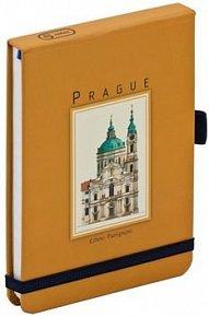 Notes s gumičkou Prague 2