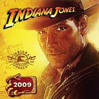 Indiana Jones 2009 - nástěnný kalendář