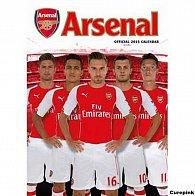 Kalendář 2015 - FC Arsenal (297x420)