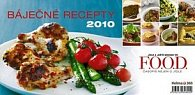 Báječné recepty F.O.O.D. 2010 - stolní kalendář