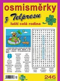 Osmisměrky z Telpresu luští celá rodina 1/2015 - 246 osmisměrek