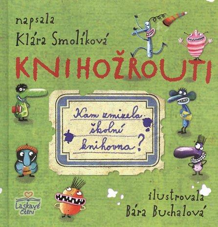 Náhled Knihožrouti - Kam zmizela školní knihovna