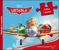 Lietadlá kniha s puzzle
