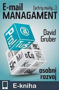 E-mail management (E-KNIHA)