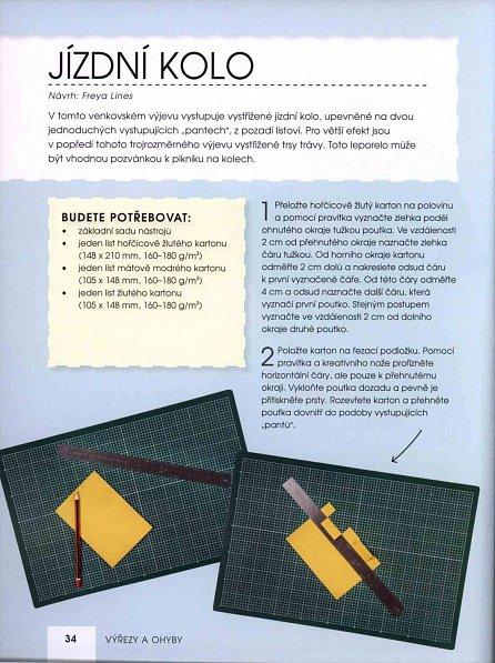 Náhled 3D kouzla z papíru