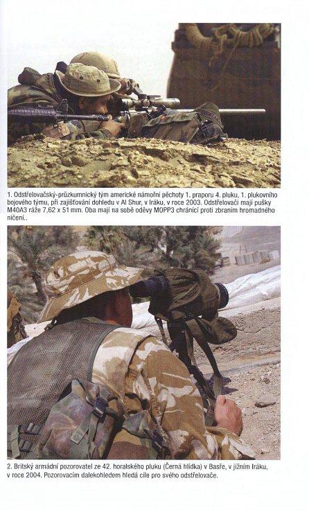 Náhled Moderní odstřelovači po 11. září 2001