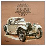 Kalendář poznámkový 2017 - Classic Cars/Václav Zapadlík