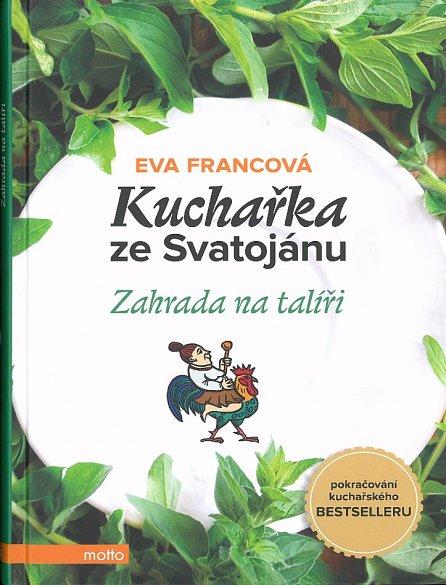 Náhled Kuchařka ze Svatojánu - Zahrada na talíři