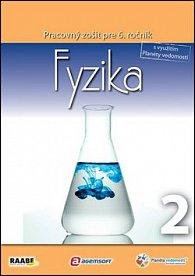 Fyzika Pracovný zošit pre 6. ročník 2