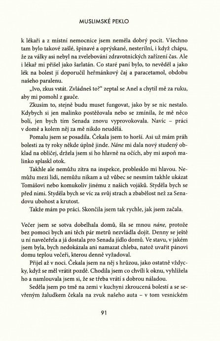 Náhled Muslimské peklo - Skutečný příběh české ženy a její dcerky