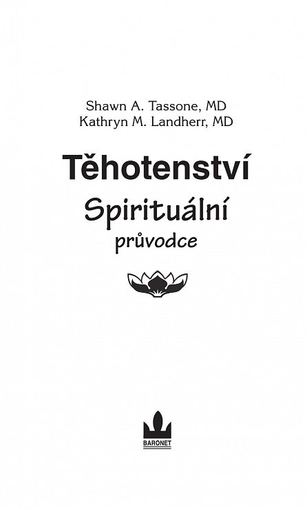 Náhled Těhotenství - Spirituální průvodce