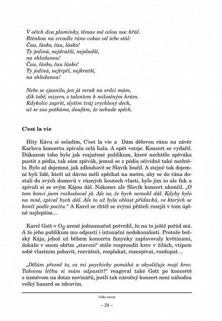 Náhled Karel Gott zůstal svůj 1939 - 2019