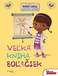 Doktorka plyšových hračiek Veľká kniha boľačiek