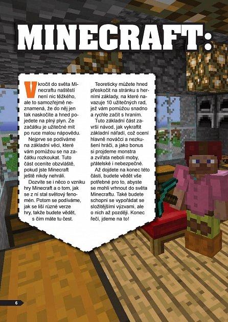 Náhled Minecraft - staň se mistrem!