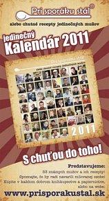 Pri sporáku stál 2011 - nástenný kalendár