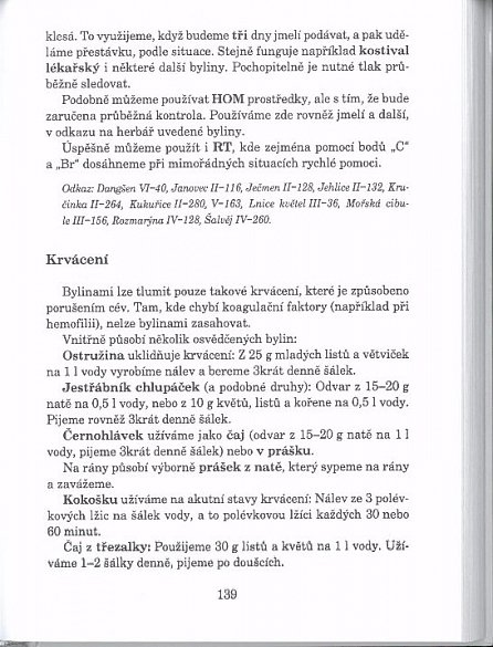 Náhled Herbář léčivých rostlin 7 - Receptář