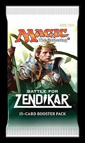 MTG: Battle for Zendikar™ Booster (1/36)