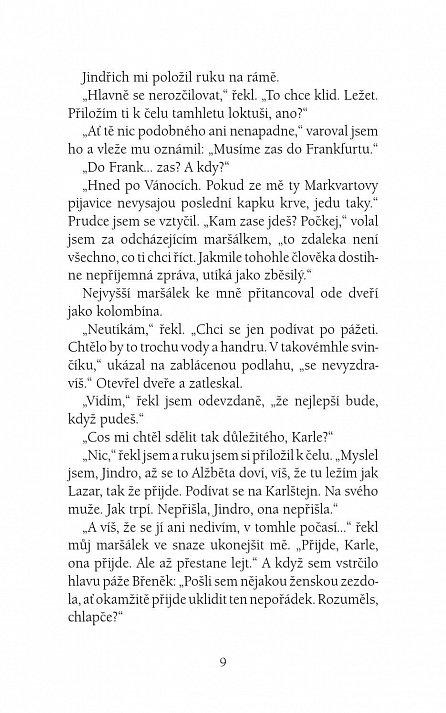 Náhled Má čtvrtá žena Alžběta - Neznámé kapitoly ze životopisu Karla IV.
