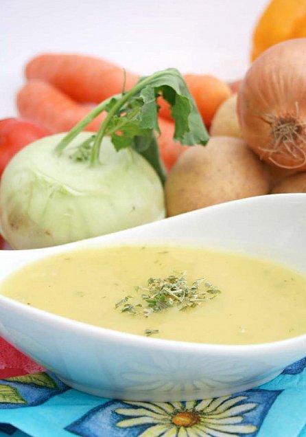 Náhled Půst s polévkou - 55 polévek pro TOP postavu