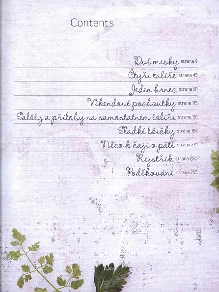Náhled Jednoduchý stůl - Svěží a báječné recepty pro každý den