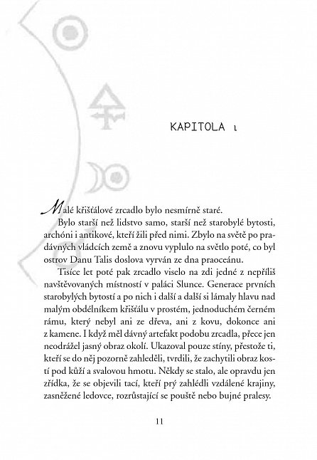Náhled Kněžka - Tajemství nesmrtelného Nicolase Flamela 6