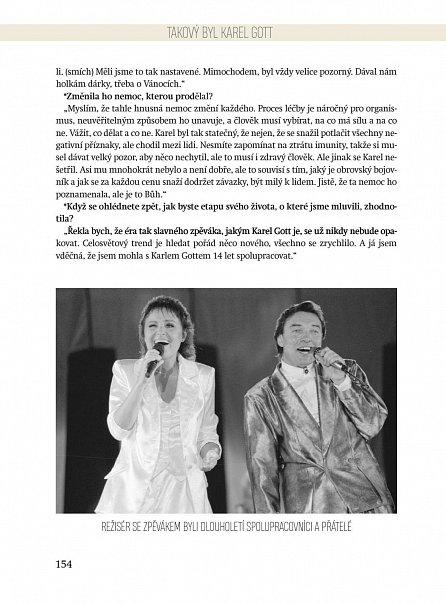 Náhled Takový byl Karel Gott: Nejslavnější český zpěvák očima přátel a kolegů