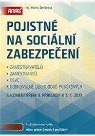 Pojistné na sociální zabezpečení 2013