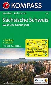 Sächsische Schweiz 810 / 1:50T KOM