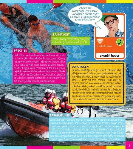 Náhled Wifina 2 - Zábavná encyklopedie pro zvídavé holky a kluky