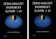 Česko-anglický ekonomický slovník 1.díl a 2.díl