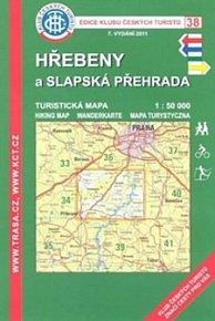 KČT 38 - Hřebeny a Slapská přehrada