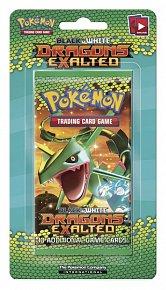 Pokémon: Dragons Exalted - 1 Blister doplňkový balíček (24)