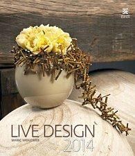 Kalendář 2014 - Live Design - nástěnný
