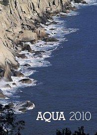 Aqua 2010 - nástěnný kalendář