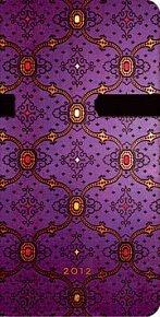 DI 2012 French Ornate Violet slim week