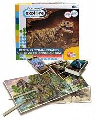 Discovery Cesta za Tyrannosaury