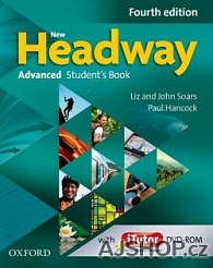 New Headway Advanced Student´s Book with iTutor DVD-ROM and Oxford Online Skills (4th)