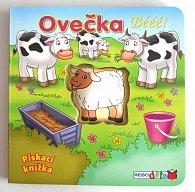 Ovečka Bééé! - Pískací knížka