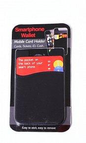 Chytrá černá peněženka