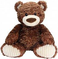 Medvěd plyšový hnědý 45cm