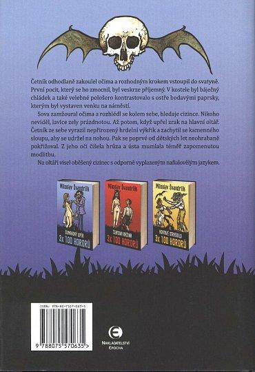 Náhled Šumavský upír 3 x 100 hororů - kniha I.