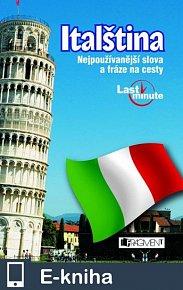 Italština last minute (E-KNIHA)