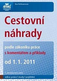 Cestovní náhrady podle zákoníku práce od 1.1.2011