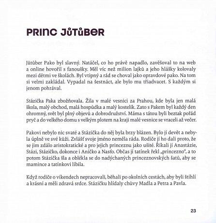 Náhled Princ Jůtůber