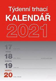 Týdenní trhací kalendář A5 2021