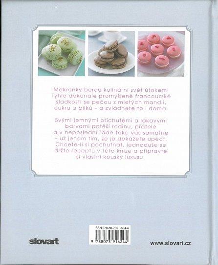 Náhled Makronky - 30 receptů na dokonalý požitek