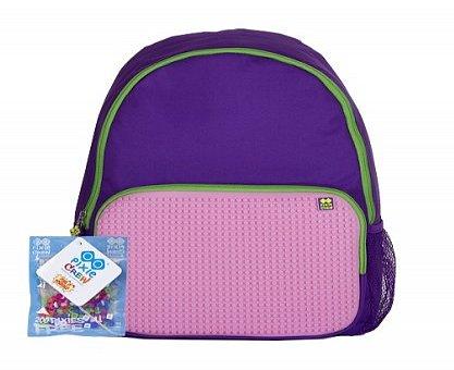 Náhled Pixie Batoh PXB-01 fialová / růžová