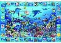 Puzzle Království delfínů 5000d