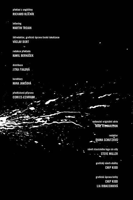 Náhled Sin City 5 - Rodinný hodnoty - brož.