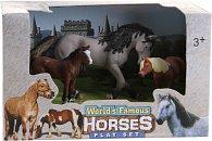 Koně 3 ks